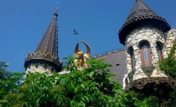 """Равадиново. Замъкът """"Влюбен във вятъра"""""""