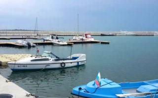 Пристанище Сарафово