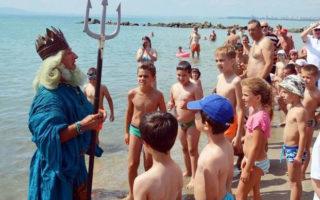 Ден на Нептун в Сарафово 2015