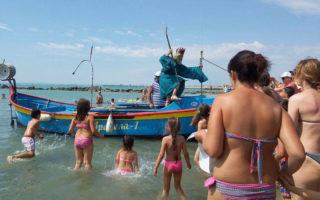 Ден на Нептун в Сарафово 2017