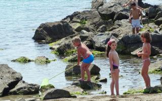 Плажи в Сарафово