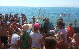 Ден на Нептун в Сарафово 2016